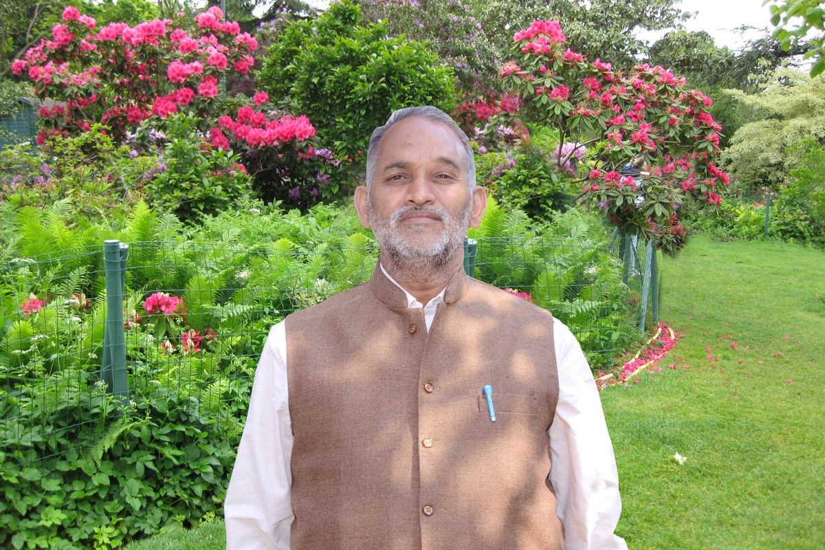 Sh. Rajinder Kumar Sharma