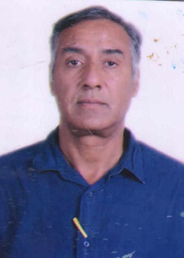 Moti Singh Tanwar